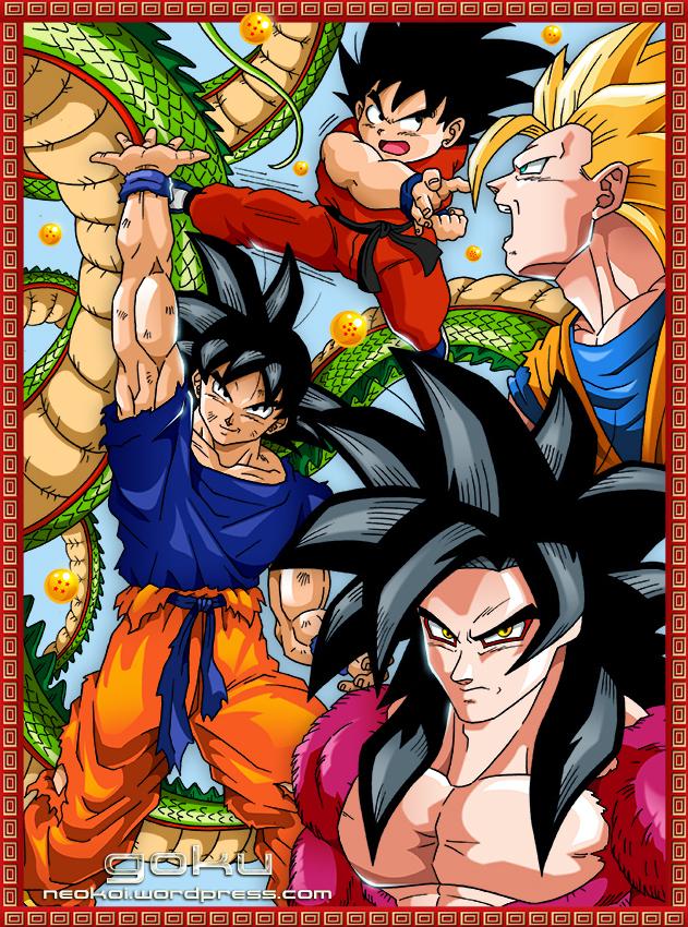 Goku by Neokoi