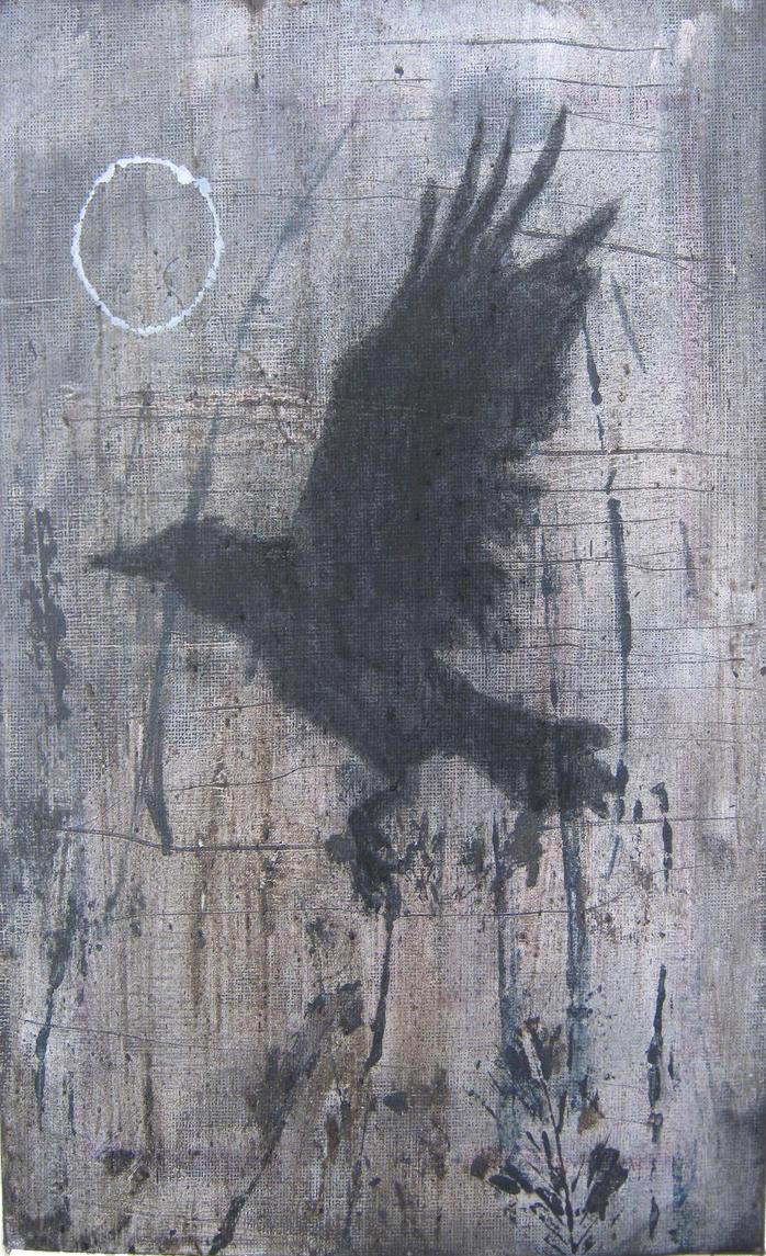 Crow by SimBuh