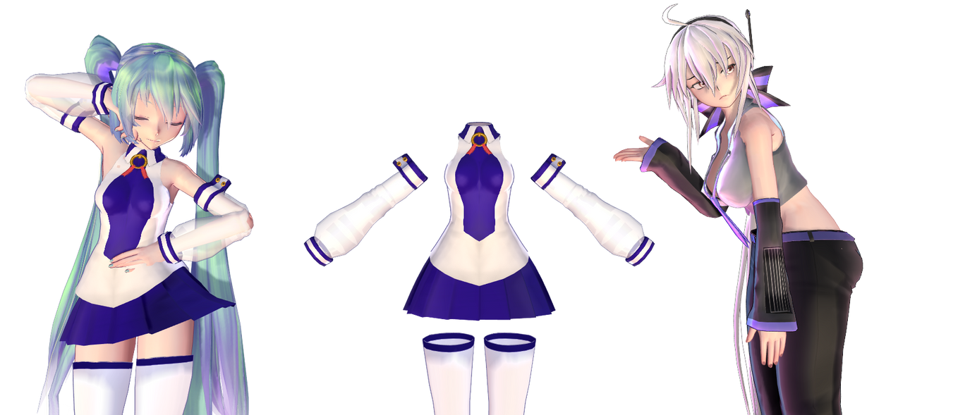[MMD Request] Xp-tan Outfit Dl (note Me For Dl) By