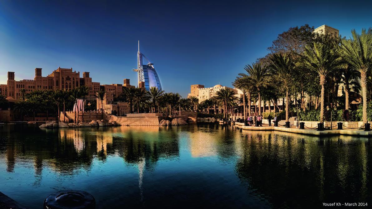 Madinat Jumeirah - Dubai by yousefcia