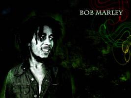 Bob Marley by petrnohejl