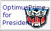 Optimus for Pres V. 2.0 by Nightmare-Neva