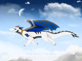 Sky Ace - Contest Entry by Mike-Dragon