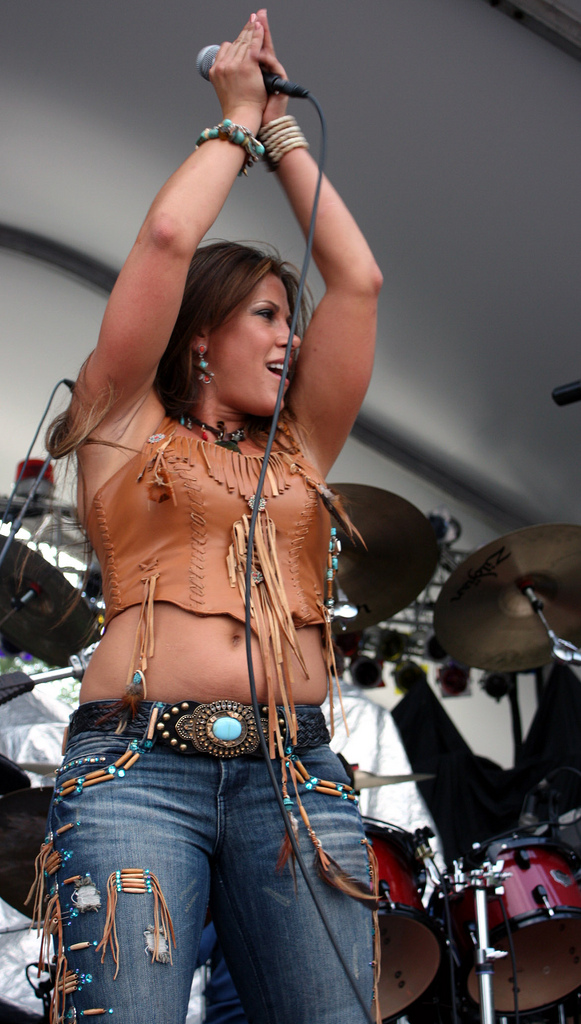 Is Mickie James Fat 105