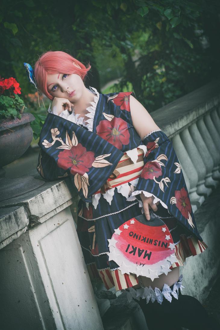 Love Live - Maki Cosplay by ignasiak