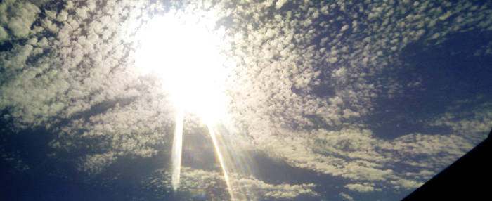 Skyscape 5: Good Day Sunshine by Hydromorphic-Twin