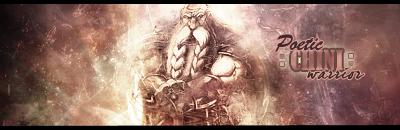 Poetic Warrior by zaiano