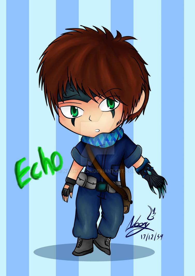 Chibi Echo by NoonyX224