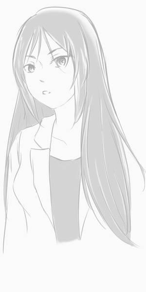 Jun Shiomi doodle