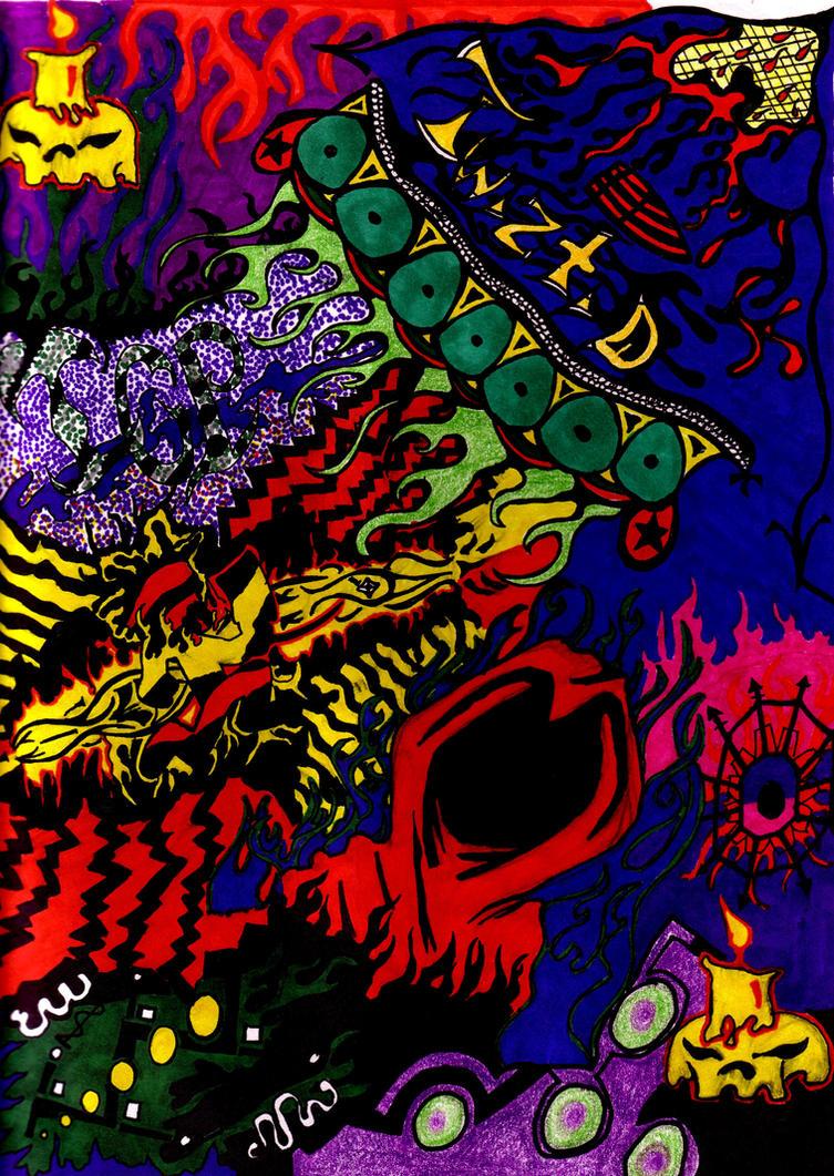 insane clown posse jokers cards wallpaper