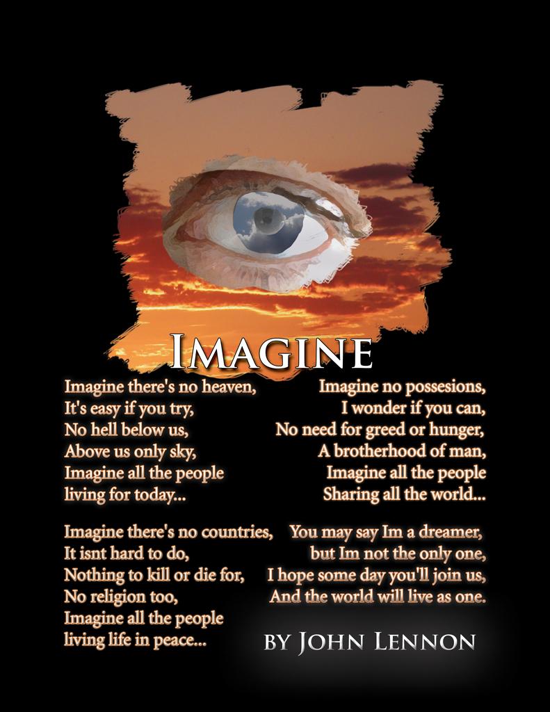 Imagine by John Lennon