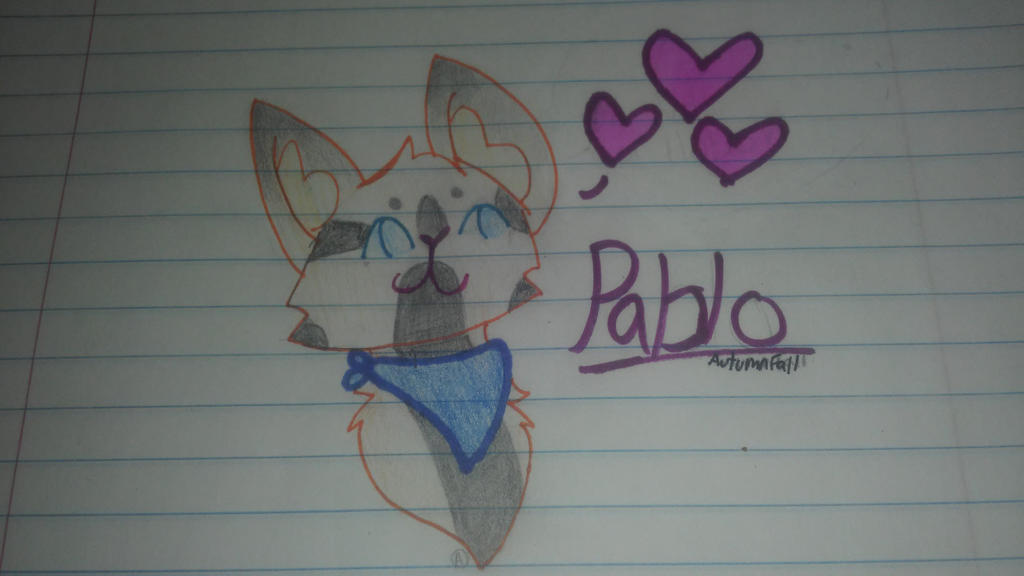 Pablo by AutumnIsARMY