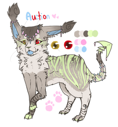 Bejewled Cat Auction~ (CLOSED) by NovaTrinity