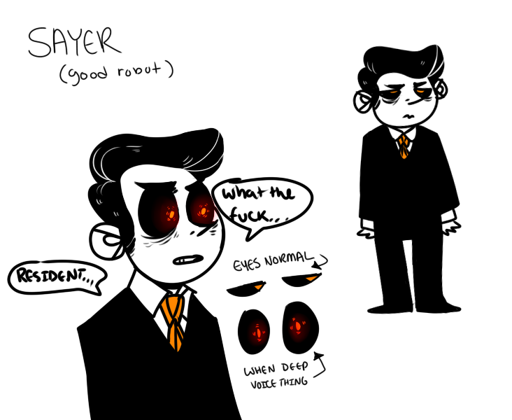 Robot W Hot Voice By Tsundere Dad