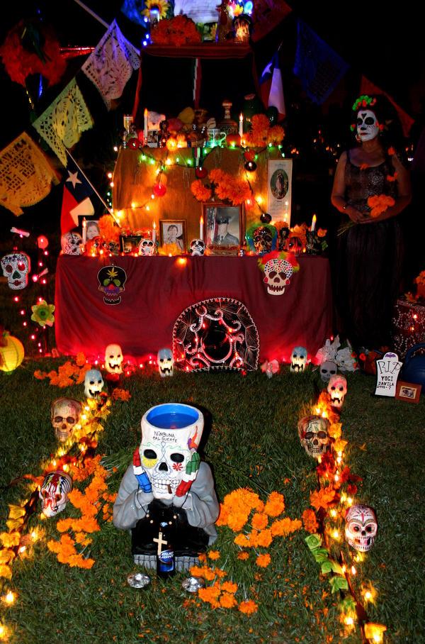 Dia de los Muertos 1 by makepictures