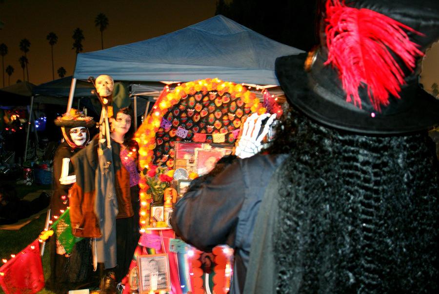 Dia de los Muertos 2 by makepictures