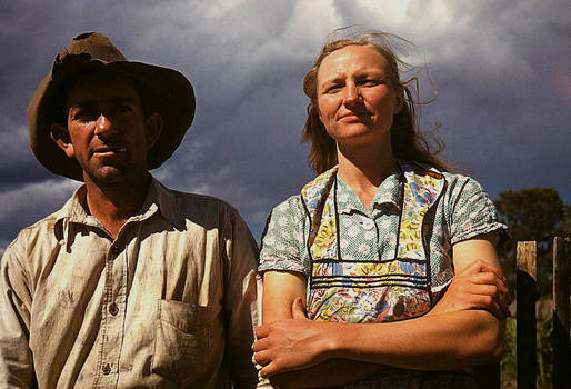 Homesteader Couple II