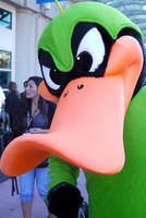Duck Dodgers by makepictures