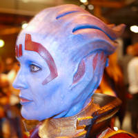 Liara T'Soni by makepictures