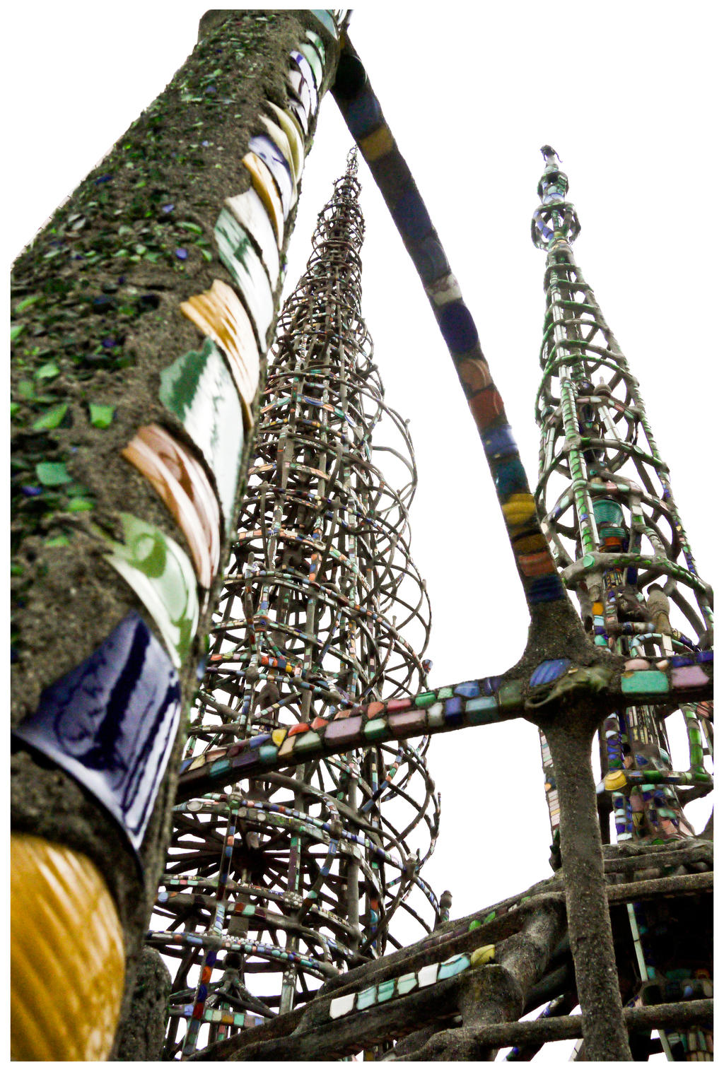 Watts Towers by makepictures