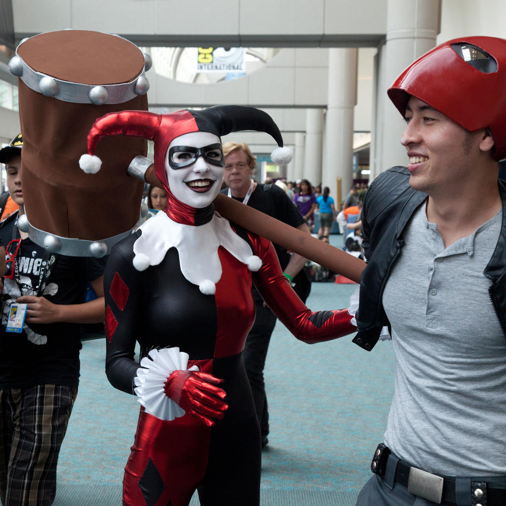 Harley Quinn (Comic-Con 2013) by makepictures