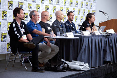 Motion Books panel (Comic-Con 2013) by makepictures