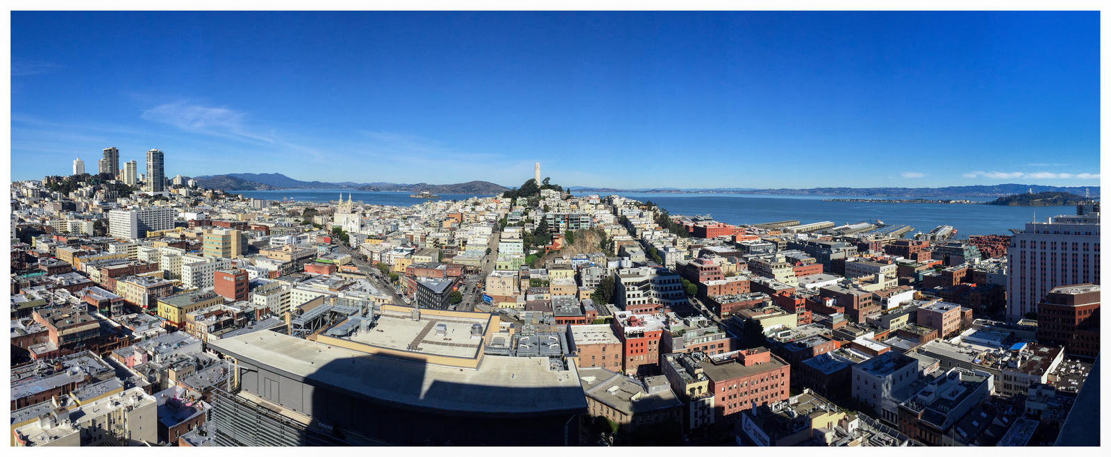 Coit Tower by makepictures