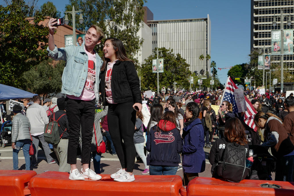 2018 women's march LA-1-18 by makepictures