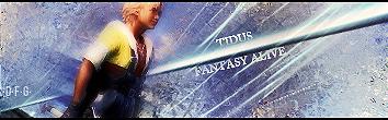 Tidus Fantasy Alive by DarkFlameGFX