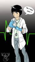 Dr. Lee 8D by Numbuh-9