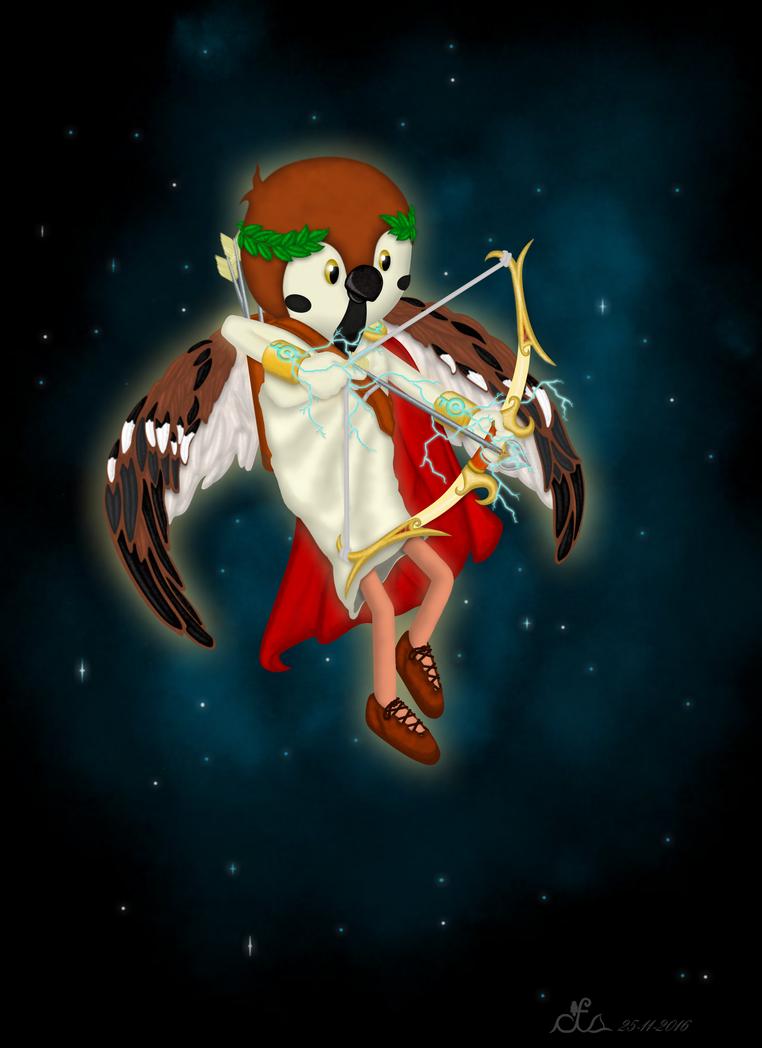 CupidTheSparrow[3] by CupidTheSparrow
