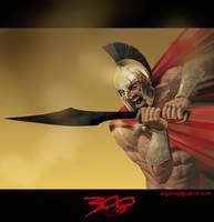 El-Spartan by elshazam