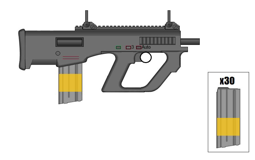 VSC-96 Viscerator by Artmarcus