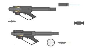 Artillery Launcher - Versalauncher by Artmarcus
