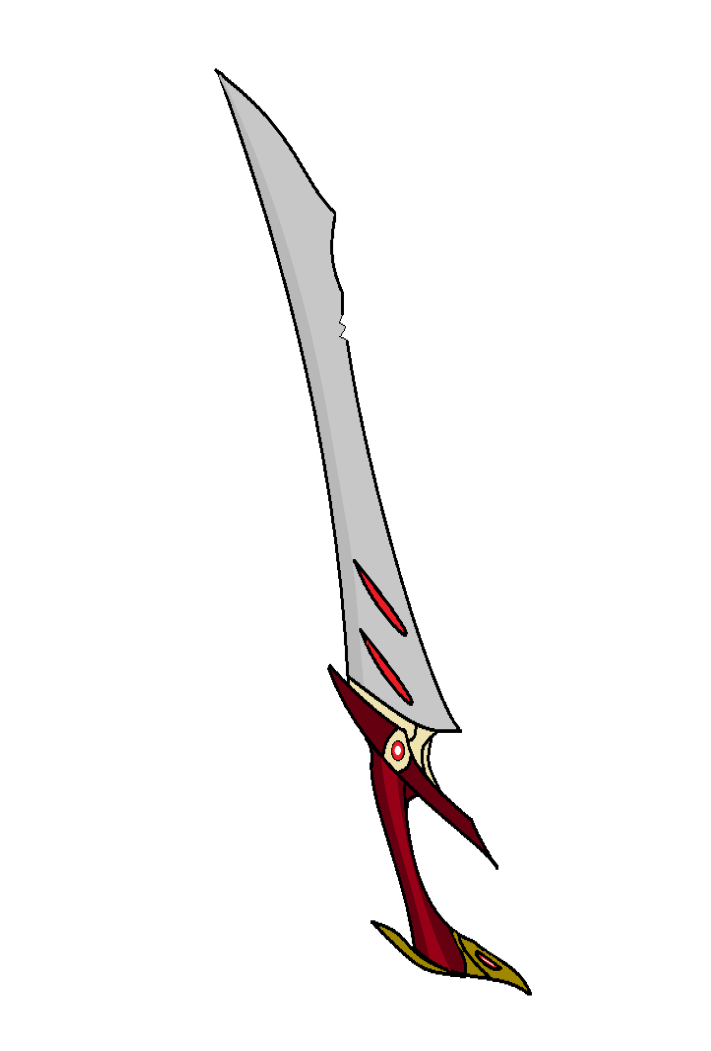 Devastation Sword by Artmarcus