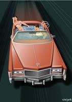 Cadillac Jacussi by walpok