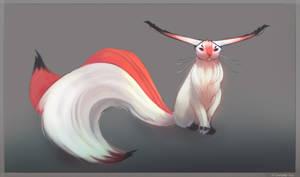 Twin Tail Cat