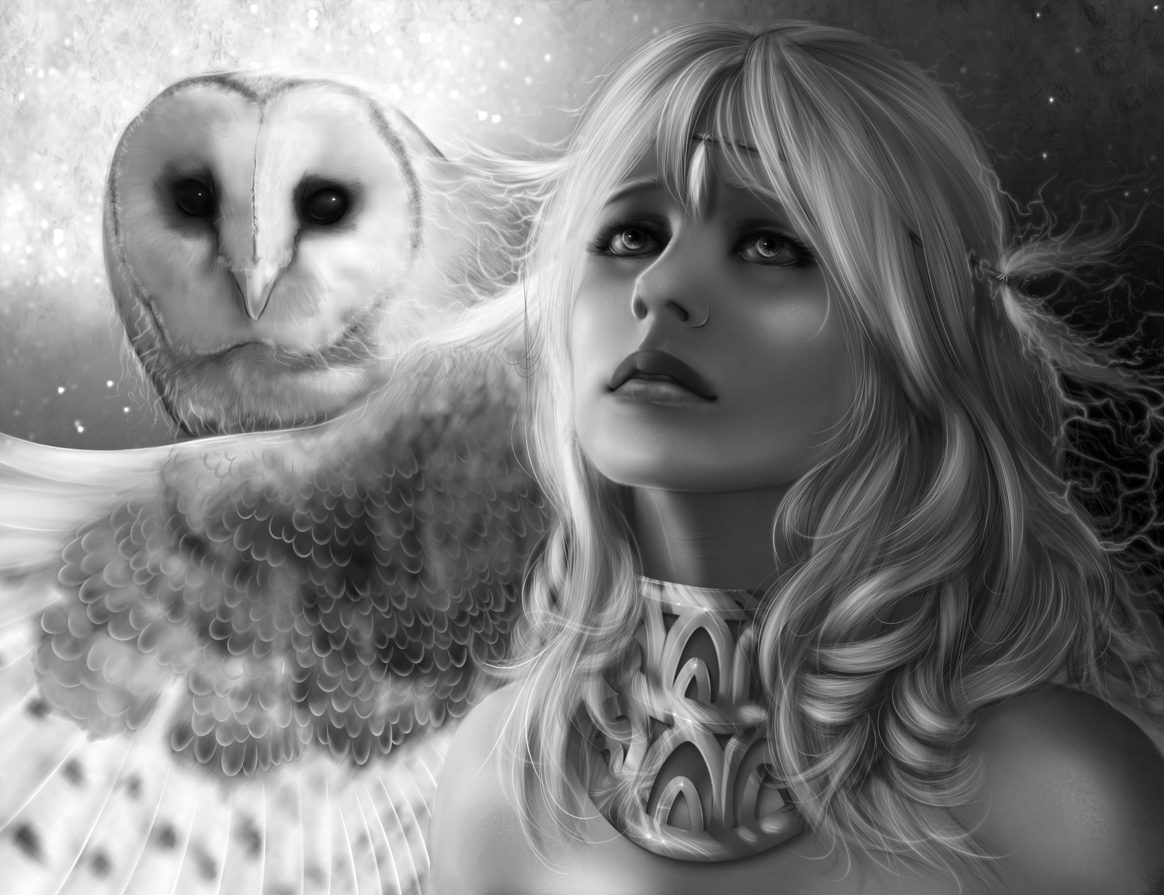 - spirit - by Owlivia