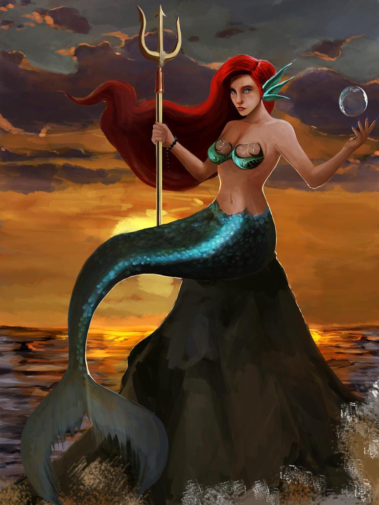 Mermaid by Shokuin