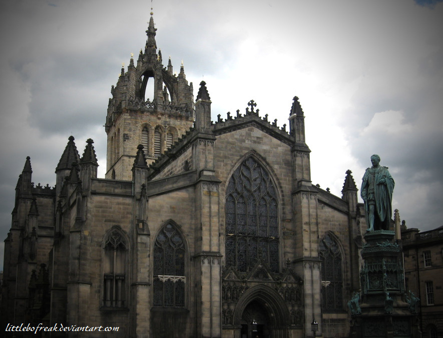 Gallery For Gothic Style Church