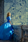 Cinderella Balcony Overlook