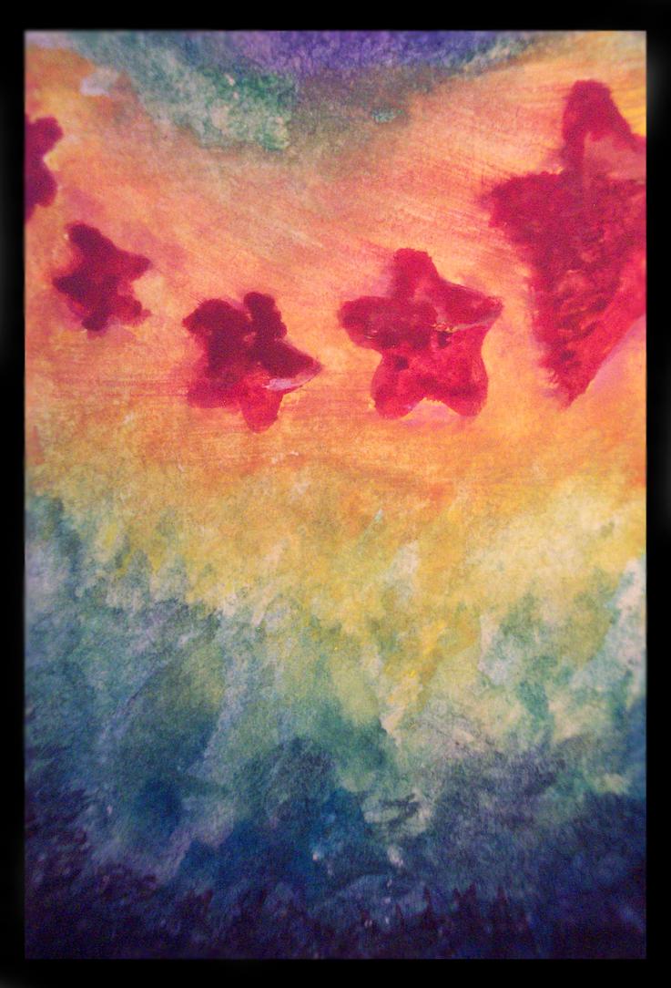 Falling Stars by CookieSoul