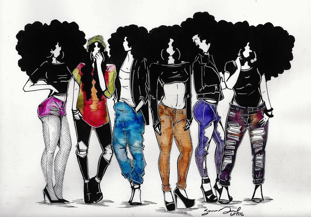SquadGoals by ErraJawnson
