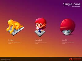 Single Icon : Mumudoll by jixi2000
