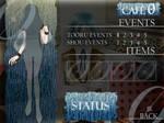 Cafe 0- Status Menu Design