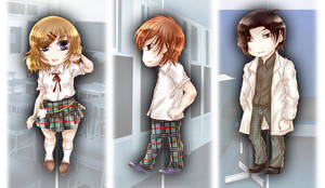 CAFE 0 -The Chibis- :3
