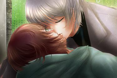 East Tower - Kuon - KISS and RUN!!!! by Chu-3