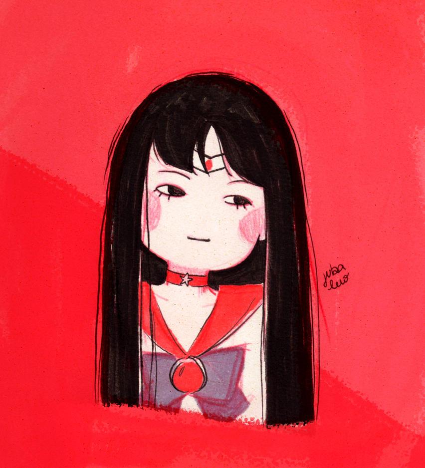 Sailor Mars by jubalew