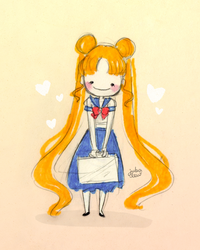 Usagi sketch