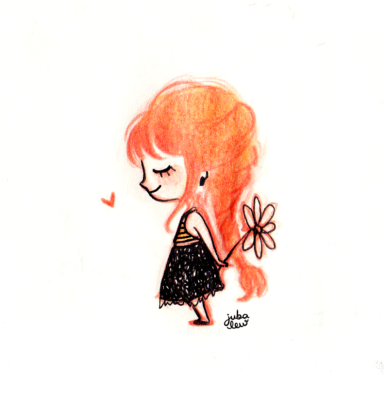 Tiny Ginger by jubalew